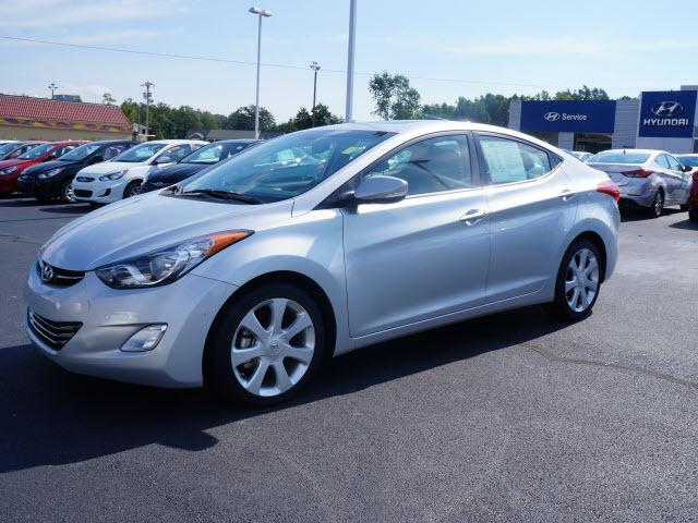 2013 Hyundai Elantra Limited Sedan for sale in Burlington for $17,490 with 13,843 miles.