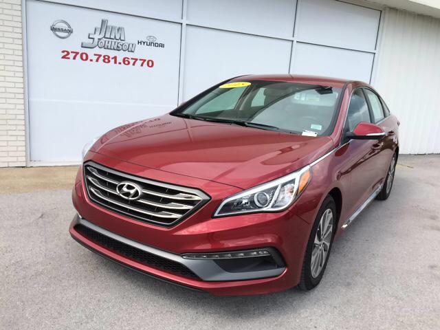 2015 Hyundai Sonata Sport Sedan for sale in Bowling Green for $21,924 with 8,523 miles