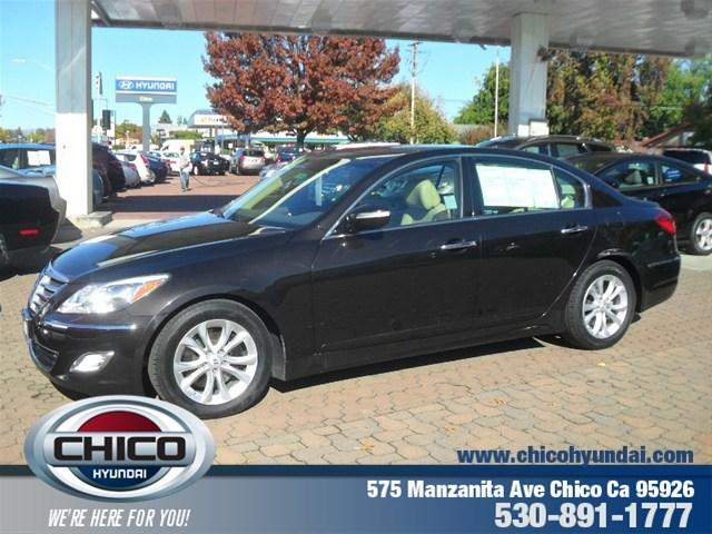 2013 Hyundai Genesis 3.8 Sedan for sale in Chico for $21,995 with 24,943 miles.