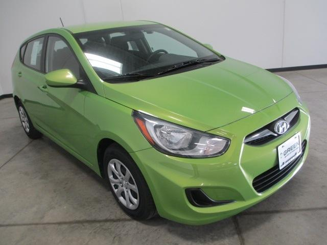 2012 Hyundai Accent GS Hatchback for sale in Springfield for $12,500 with 39,080 miles.