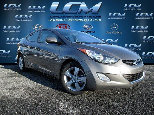 2013 Hyundai Elantra GLS Sedan for sale in East Petersburg for $14,500 with 26,867 miles.