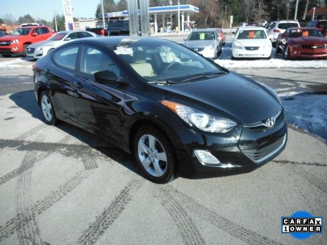 2012 Hyundai Elantra GLS Sedan for sale in Butler for $14,991 with 44,353 miles
