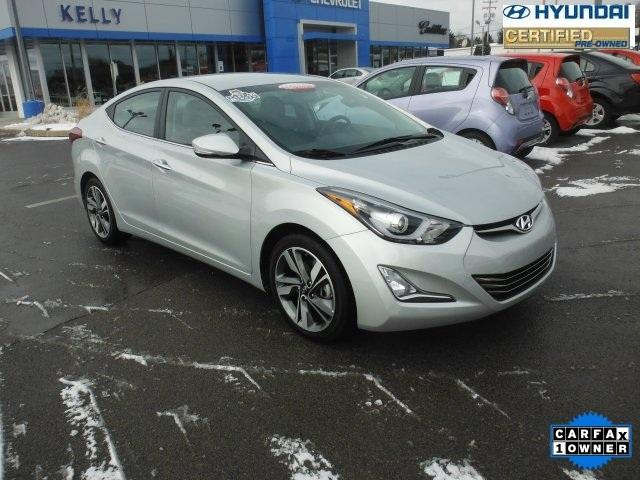 2014 Hyundai Elantra Limited Sedan for sale in Butler for $19,434 with 4,296 miles.