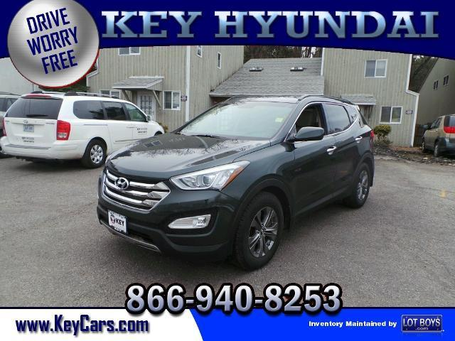2013 Hyundai Santa Fe Sport SUV for sale in Milford for $25,990 with 14,590 miles