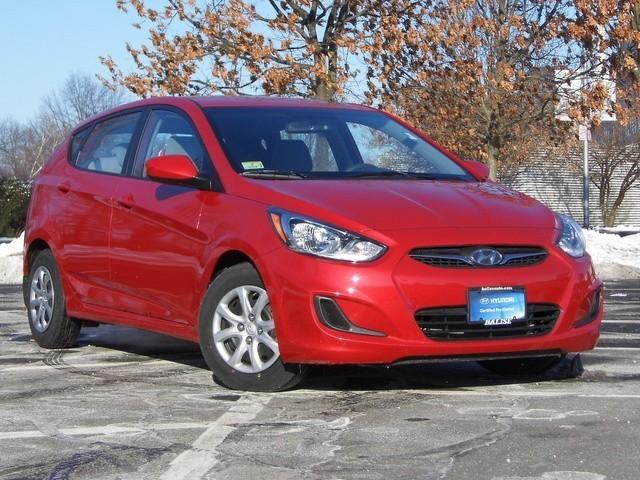 2012 Hyundai Accent GS Hatchback for sale in Springfield for $11,995 with 19,588 miles.