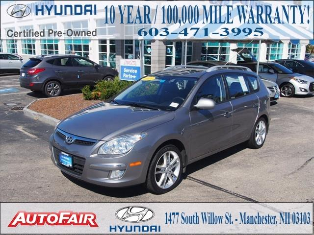 2011 Hyundai Elantra Touring Hatchback for sale in Manchester for $13,987 with 49,060 miles.