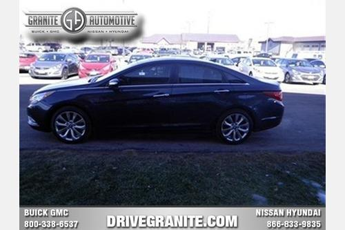 2013 Hyundai Sonata Limited 2.0T Sedan for sale in Rapid City for $18,995 with 43,667 miles.