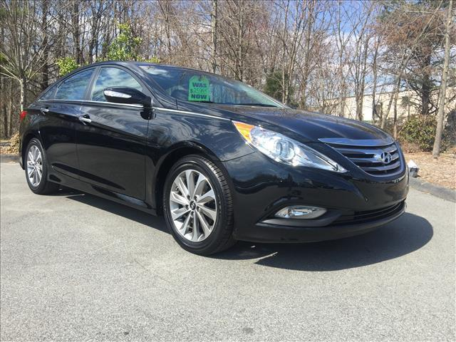 2014 Hyundai Sonata Limited Sedan for sale in High Point for $22,990 with 12,438 miles