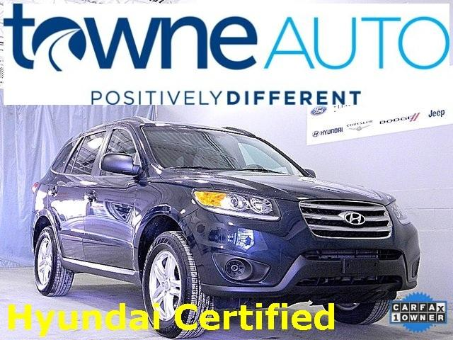 2012 Hyundai Santa Fe GLS SUV for sale in Orchard Park for $21,307 with 13,910 miles.