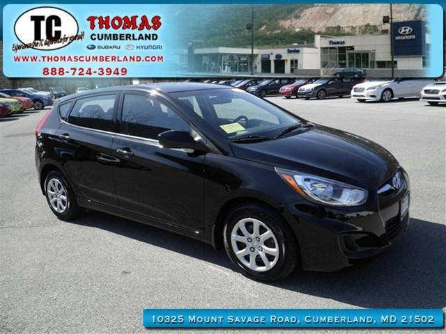 2014 Hyundai Accent GS Hatchback for sale in Cumberland for $13,998 with 9,670 miles