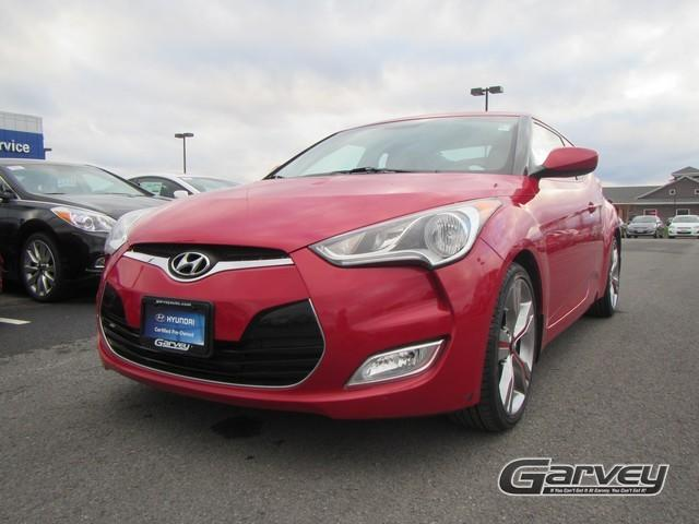 2012 Hyundai Veloster Hatchback for sale in Plattsburgh for $16,000 with 49,042 miles.