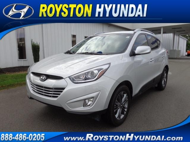 2014 Hyundai Tucson SE SUV for sale in Morristown for $23,470 with 24,967 miles.