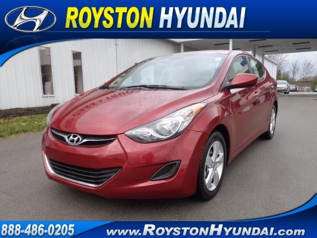 2013 Hyundai Elantra GLS Sedan for sale in Morristown for $13,500 with 47,446 miles.