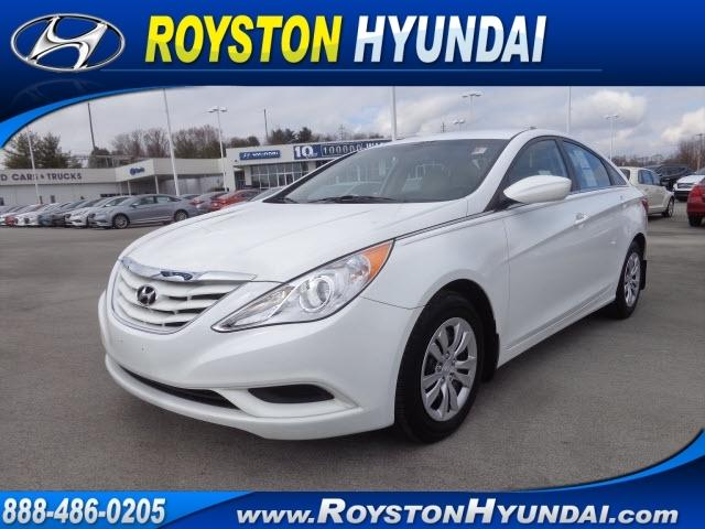 2012 Hyundai Sonata GLS Sedan for sale in Morristown for $15,600 with 18,181 miles