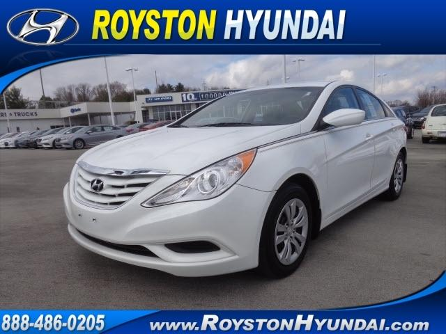 2012 Hyundai Sonata GLS Sedan for sale in Morristown for $15,500 with 41,874 miles