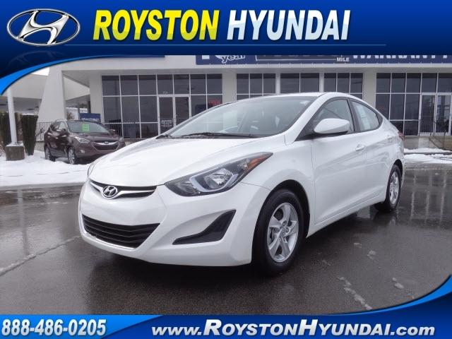 2014 Hyundai Elantra SE Sedan for sale in Morristown for $16,000 with 14,601 miles