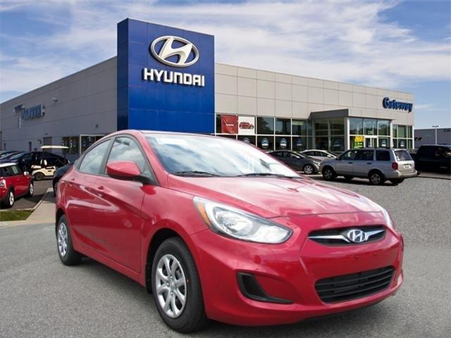 2014 Hyundai Accent GLS Sedan for sale in Chester for $14,509 with 461 miles.