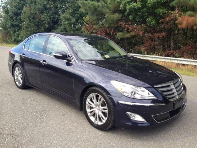 2012 Hyundai Genesis 3.8 Sedan for sale in Chester for $22,798 with 51,169 miles.