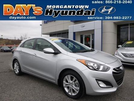 2013 Hyundai Elantra GT Base Hatchback for sale in Morgantown for $19,964 with 6,102 miles.