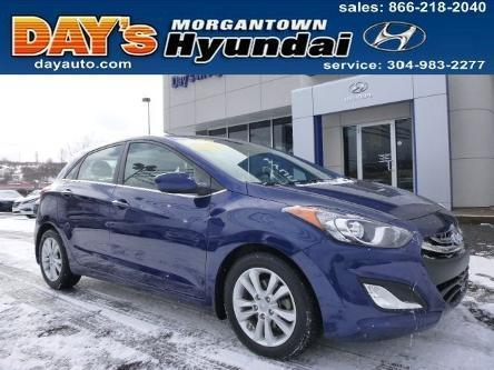 2013 Hyundai Elantra GT Base Hatchback for sale in Morgantown for $14,697 with 54,272 miles.