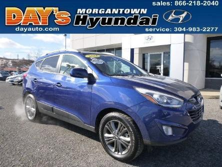 2014 Hyundai Tucson SE SUV for sale in Morgantown for $22,306 with 27,875 miles.