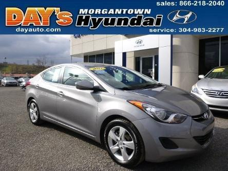 2011 Hyundai Elantra GLS Sedan for sale in Morgantown for $13,831 with 32,022 miles.