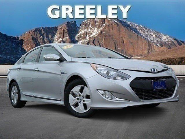 2012 Hyundai Sonata Hybrid Base Sedan for sale in Greeley for $15,700 with 54,385 miles.