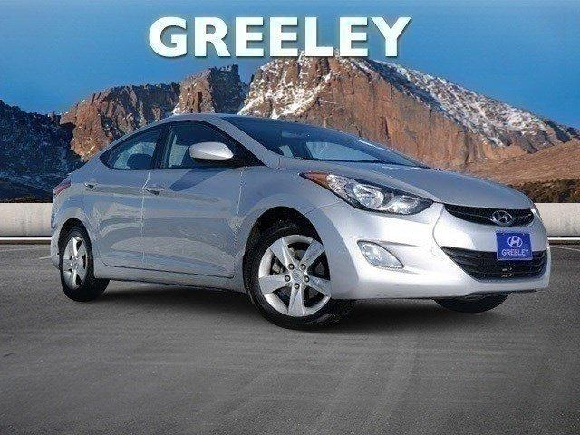 2012 Hyundai Elantra GLS Sedan for sale in Greeley for $13,400 with 45,009 miles