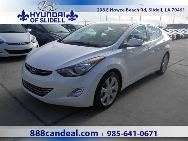 2013 Hyundai Elantra Limited Sedan for sale in Slidell for $18,998 with 6,722 miles.