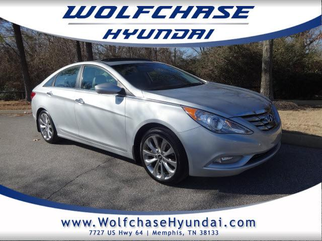 2012 Hyundai Sonata SE 2.0T Sedan for sale in Memphis for $18,743 with 25,298 miles.