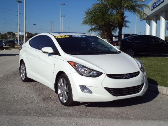 2012 Hyundai Elantra Limited Sedan for sale in Winter Haven for $14,940 with 35,343 miles.
