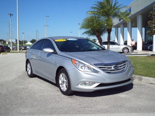 2013 Hyundai Sonata GLS Sedan for sale in Winter Haven for $14,800 with 18,896 miles.