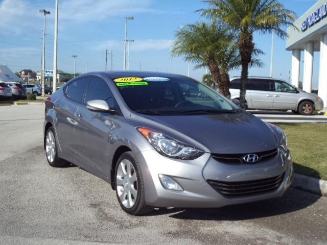 2012 Hyundai Elantra Limited Sedan for sale in Winter Haven for $14,980 with 32,522 miles.