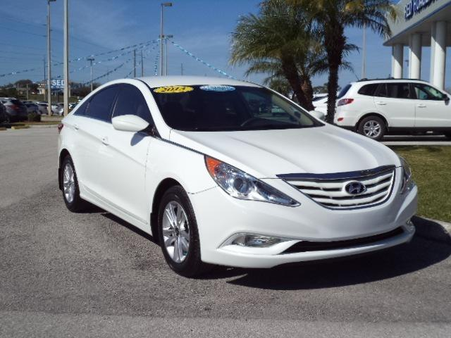 2013 Hyundai Sonata GLS Sedan for sale in Winter Haven for $16,990 with 28,794 miles.