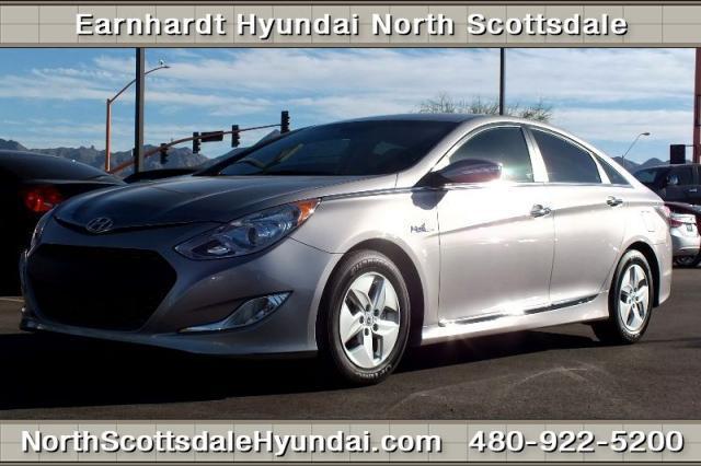 2012 Hyundai Sonata Hybrid Base Sedan for sale in Scottsdale for $21,995 with 22,000 miles.