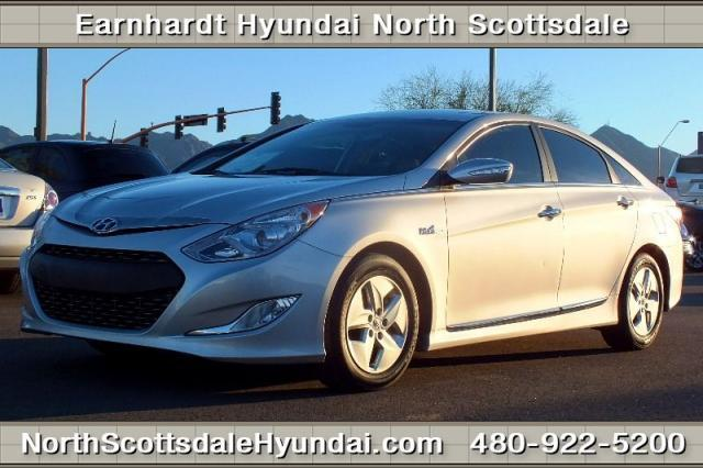 2012 Hyundai Sonata Hybrid Base Sedan for sale in Scottsdale for $15,988 with 47,487 miles.