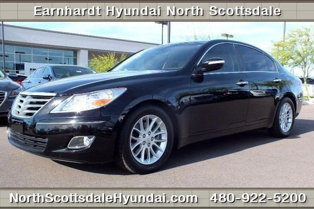 2011 Hyundai Genesis 3.8 Sedan for sale in Scottsdale for $19,991 with 43,656 miles