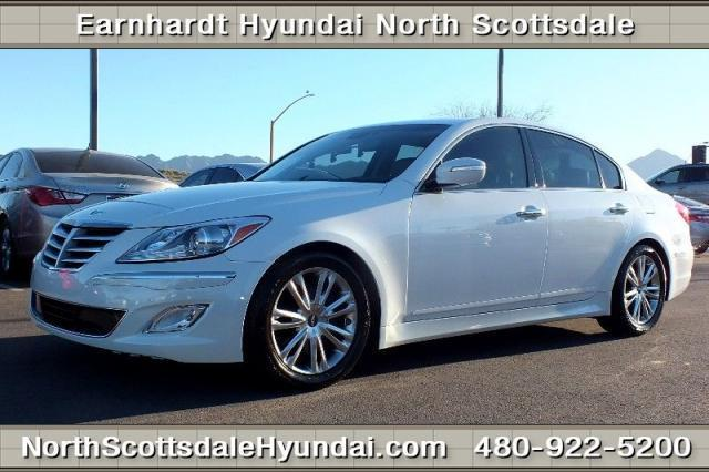 2012 Hyundai Genesis 3.8 Sedan for sale in Scottsdale for $22,988 with 37,124 miles.