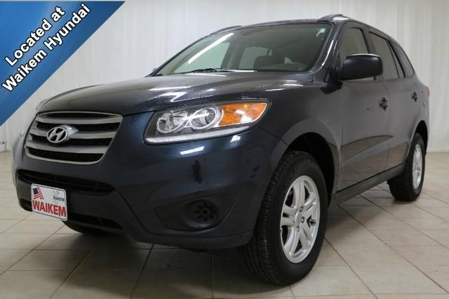 2012 Hyundai Santa Fe GLS SUV for sale in Massillon for $20,000 with 24,986 miles.