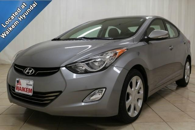 2012 Hyundai Elantra Limited Sedan for sale in Massillon for $17,000 with 25,463 miles.