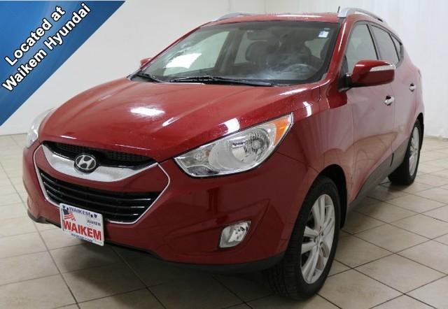 2012 Hyundai Tucson Limited SUV for sale in Massillon for $19,500 with 22,288 miles.
