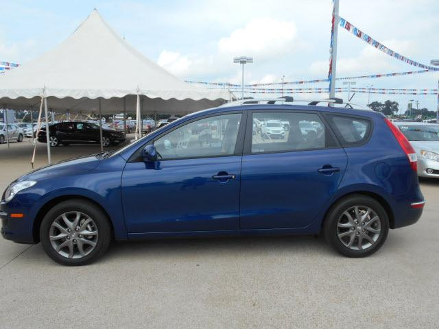 2012 Hyundai Elantra Touring GLS Hatchback for sale in Nacogdoches for $16,995 with 2,293 miles.