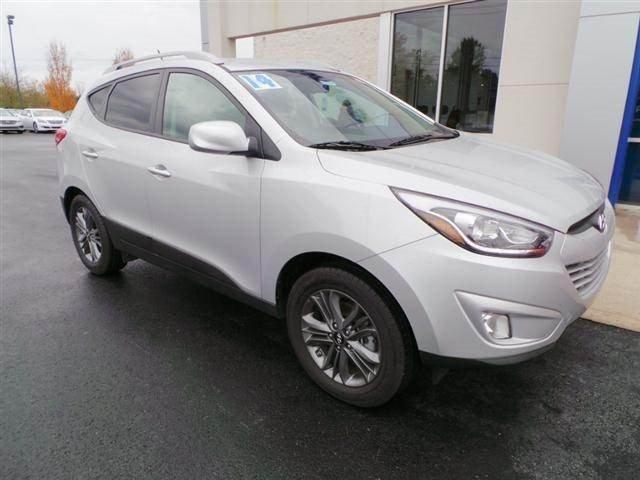 2014 Hyundai Tucson SE SUV for sale in Muncy for $24,993 with 18,043 miles.