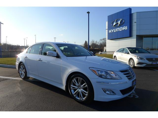 2014 Hyundai Genesis 3.8 Sedan for sale in New Haven for $31,995 with 1,813 miles.
