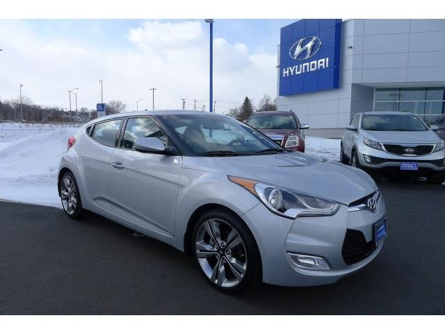 2012 Hyundai Veloster Hatchback for sale in New Haven for $16,995 with 21,760 miles