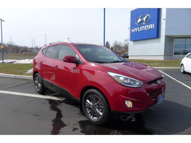 2014 Hyundai Tucson SE SUV for sale in New Haven for $23,995 with 16,650 miles