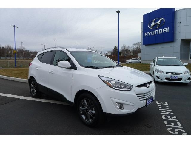 2014 Hyundai Tucson SE SUV for sale in New Haven for $23,995 with 16,536 miles