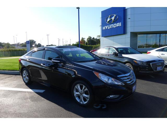 2011 Hyundai Sonata Limited Sedan for sale in New Haven for $18,995 with 27,864 miles.