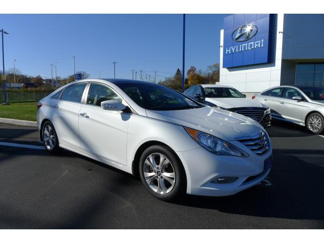 2012 Hyundai Sonata Limited Sedan for sale in New Haven for $19,995 with 21,169 miles