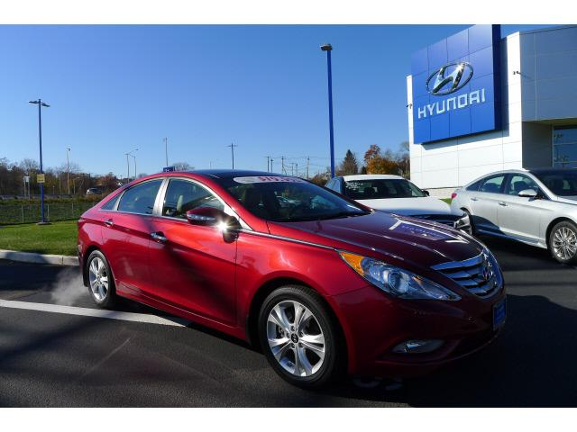 2012 Hyundai Sonata Limited Sedan for sale in New Haven for $18,995 with 23,197 miles